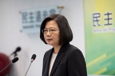 蔡英文號召「辣台派」入黨 5天破千人申請