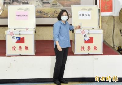 民進黨職選舉出爐 7月中常委改選將是重頭戲
