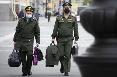 武漢肺炎》俄羅斯軍方逾2100人確診 1500名官兵染疫
