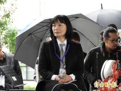 清除威權象徵 楊翠:台灣再民主化重要一步