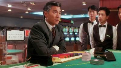 澳門賭王傳奇曾拍成電影 何鴻燊稱劉德華來演「夠帥」