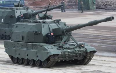 軍情動態》俄國軍方接收首批新型的「聯盟-SV」自走砲