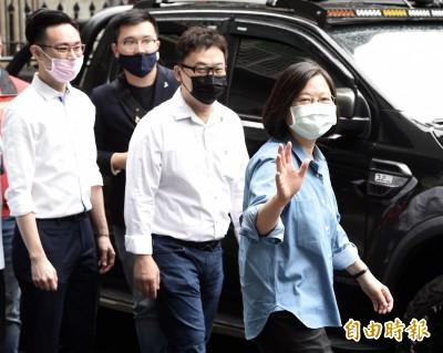 國民黨批停用「港澳條例」切割香港  蔡英文駁:錯誤講法