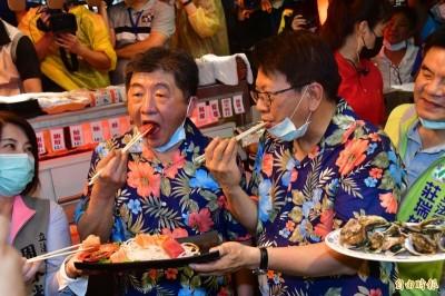 阿中部長「樂活防疫」行銷台灣  謝金河讚:高手中的高手!