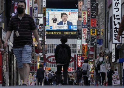 日本6/19起允許跨都道府縣觀光 力求8月全面恢復經濟活動
