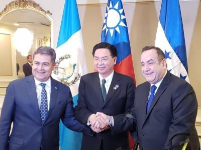 宏都拉斯總統致電祝賀蔡英文連任 盼台灣協助對抗武漢肺炎