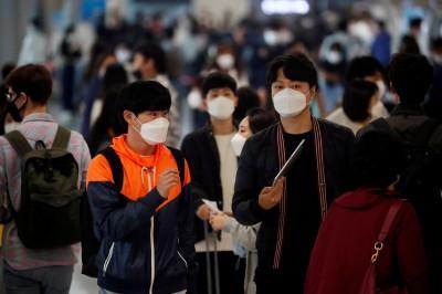 武漢肺炎》現在才規定?南韓防疫本部:未戴口罩禁乘大眾運輸