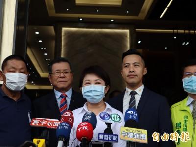 盧秀燕宣布:畢業旅行、藝文場所及觀光景點今起防疫解禁