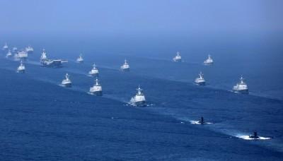 軍情動態》東南亞國家因疫情刪國防預算 中國趁機在南海擴軍