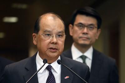 港版國安法惹議 港政務司長:維護國安一國之責、沒有兩制之分