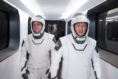 商用太空梭首度載人!NASA、Space X明將締造人類航太里程碑