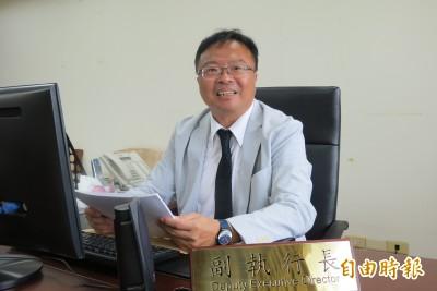 政院中辦副執行長洪宗熠今就任 何明杰待卸任黨部主委就上任