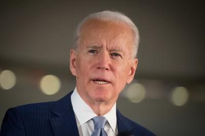 民主黨總統參選人拜登「撐港」︰美國反對中國鎮壓