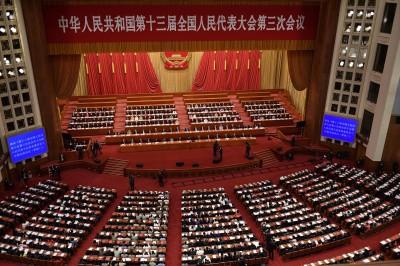 無視反彈聲浪! 中國人大正式表決通過「港版國安法」