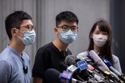 香港眾志:美國不排除本週暫停香港獨立關稅區地位