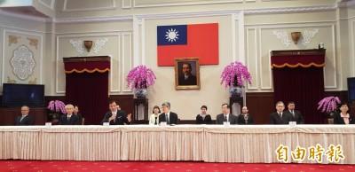 9試委被提名人公布 會同黃榮村、周弘憲亮相