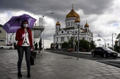 武漢肺炎》俄羅斯增232死創單日新高 累計確診逼近39萬