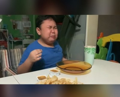 疫情解封終於有麥當勞!媽媽給驚喜 9歲男童真誠反應引熱議