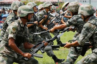 備戰?解放軍邊境挖戰壕 印軍:已部署充足兵力