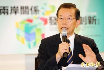 中國全面封殺香港自由?謝長廷提醒港人還有空間
