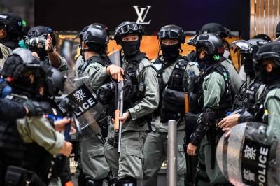 中國公安部:全力指導支持香港警隊止暴制亂