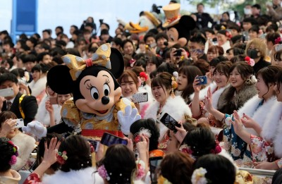休園3個月!東京迪士尼「現況曝光」...網驚:好像末日