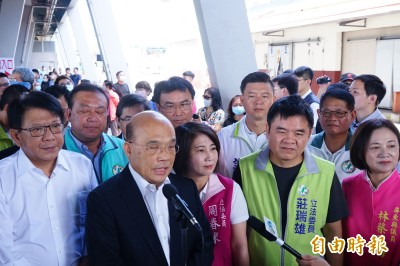 美國退出WHO  蘇揆喊話:WHO讓台灣參加更能做出貢獻