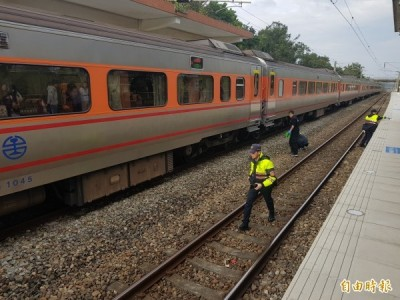 台鐵發生死傷事故! 板橋-樹林列車雙向延誤