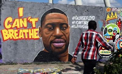 美國非裔男非勒斃或窒息死?家屬痛斥官方報告另聘專家驗屍
