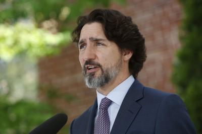 加拿大對美暴動感到驚恐 杜魯道:加國同樣存在種族主義問題