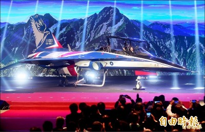 國防MIT》任內國防自主指標大案  蔡總統將參加下月高教機首飛