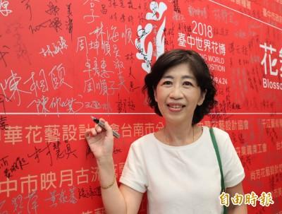 陳佩琪指台灣警告WHO是「硬拗」 自嘲會被罵逆時中