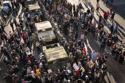 美國各州紛出動國民兵抗暴 明尼蘇達州將派駐逾1萬人