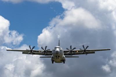 軍情動態》轟炸機不夠?美軍計劃武裝運輸機 可投放棧板彈藥
