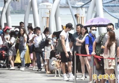 1天比1天熱! 氣象局:台北、南高屏留意極端高溫 可能達36度