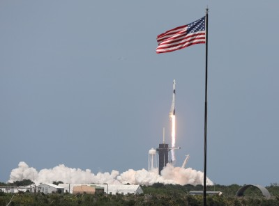 SpaceX太空船順利升空 馬斯克:挑戰才剛開始