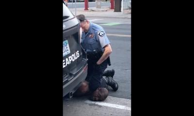 白人警壓制非裔男致死 爆兩人曾是夜店同事