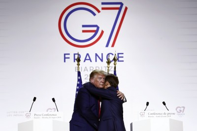G7峰會成川普牽制中國會場 韓媒:南韓獲邀出席「利弊參半」