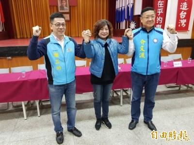 謝立功接民眾黨秘書長 宋瑋莉:當初禮讓他選市長 看來是錯誤