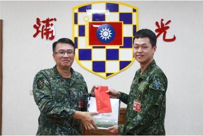 機步333旅林志穎少將「跨區增援」  6月1日接任269旅長