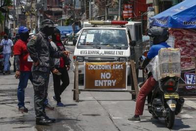 比武漢封城還長 菲律賓宣布馬尼拉放寬解封