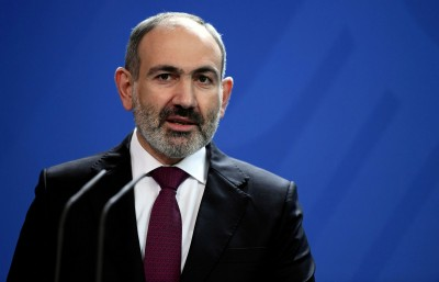 武漢肺炎》全家人都中鏢! 亞美尼亞總理證實染疫