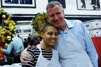 參與抗議示威活動  紐約市長女兒也被逮