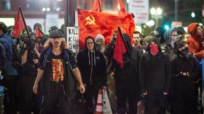 中共煽動美國暴動?微博瘋傳多張照片 真相全曝光