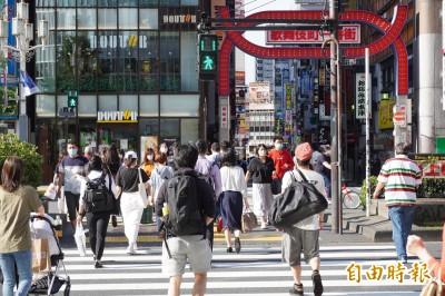 單日新增34人感染武漢肺炎 東京都考慮發布紅色警報