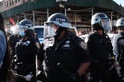 全美示威潮 川普被爆斥地方像蠢蛋「為何不逮捕」