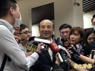 王金平:身為「當初」支持者 希望韓國瑜做好做滿