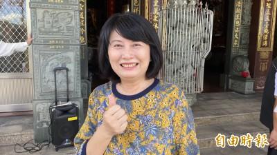 物超所值 黃偉哲太太想用三倍券在台南到處玩、到處買