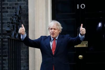 英相強森預告將為港人大修移民法 程度將達「歷史級」