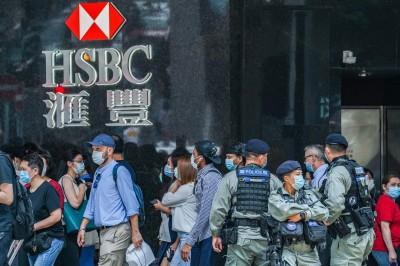 與英國不同調!匯豐聲明挺港版國安法 總裁親簽連署